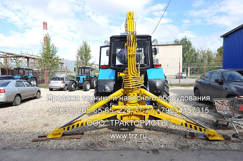 Деревенские трактористы. МТЗ-82 -  сёрфинг