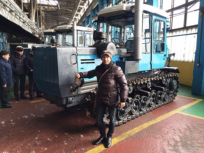 Тракторист на МТЗ - job-mo.ru